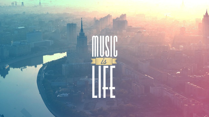 architecture, building, typography, music, landscape, Moscow