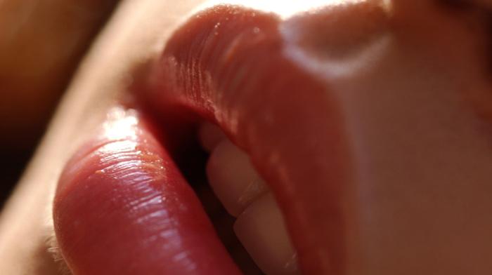 lips, juicy lips, girl