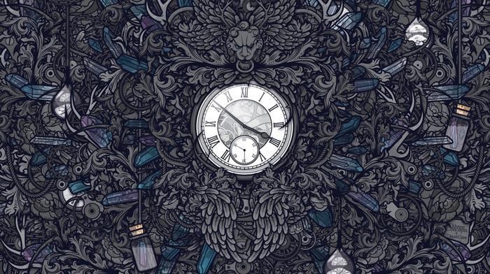clocks wallpapers
