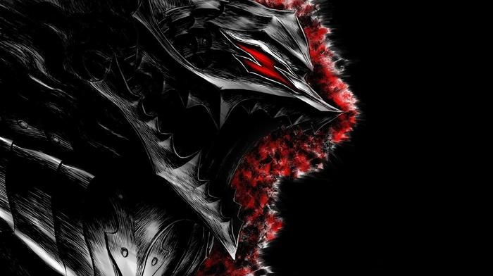 Kentaro Miura, Guts, armor, Berserk