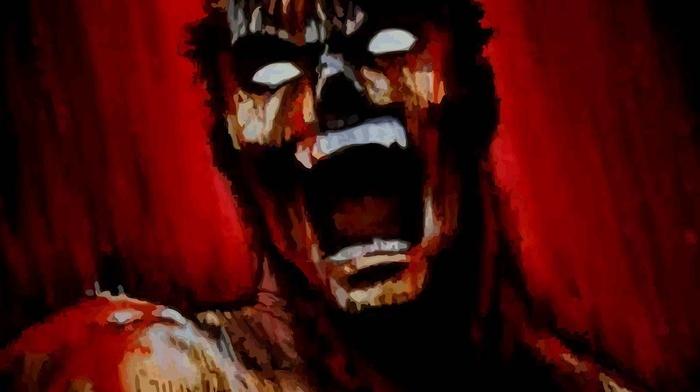 Kentaro Miura, manga, Guts, Berserk