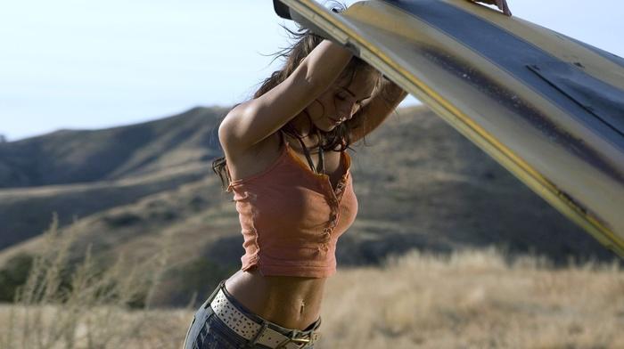 Megan Fox, actress, Transformers, movies