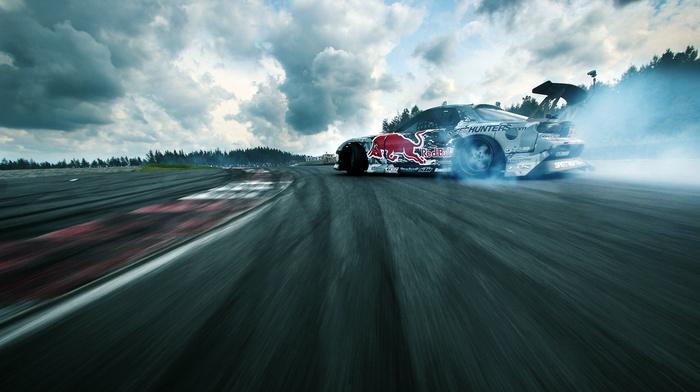 smoke, sports, car, mazda rx7, racing, drift, Mazda, Mazda RX, 7