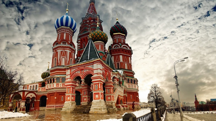 Europe, Moscow, Russia