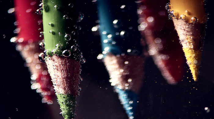 water, macro, underwater, bubbles