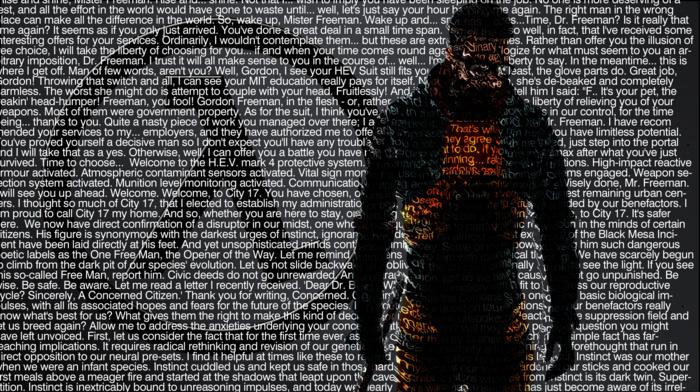 Half, Life, Half, Life 2, video games, Gordon Freeman, Valve Corporation