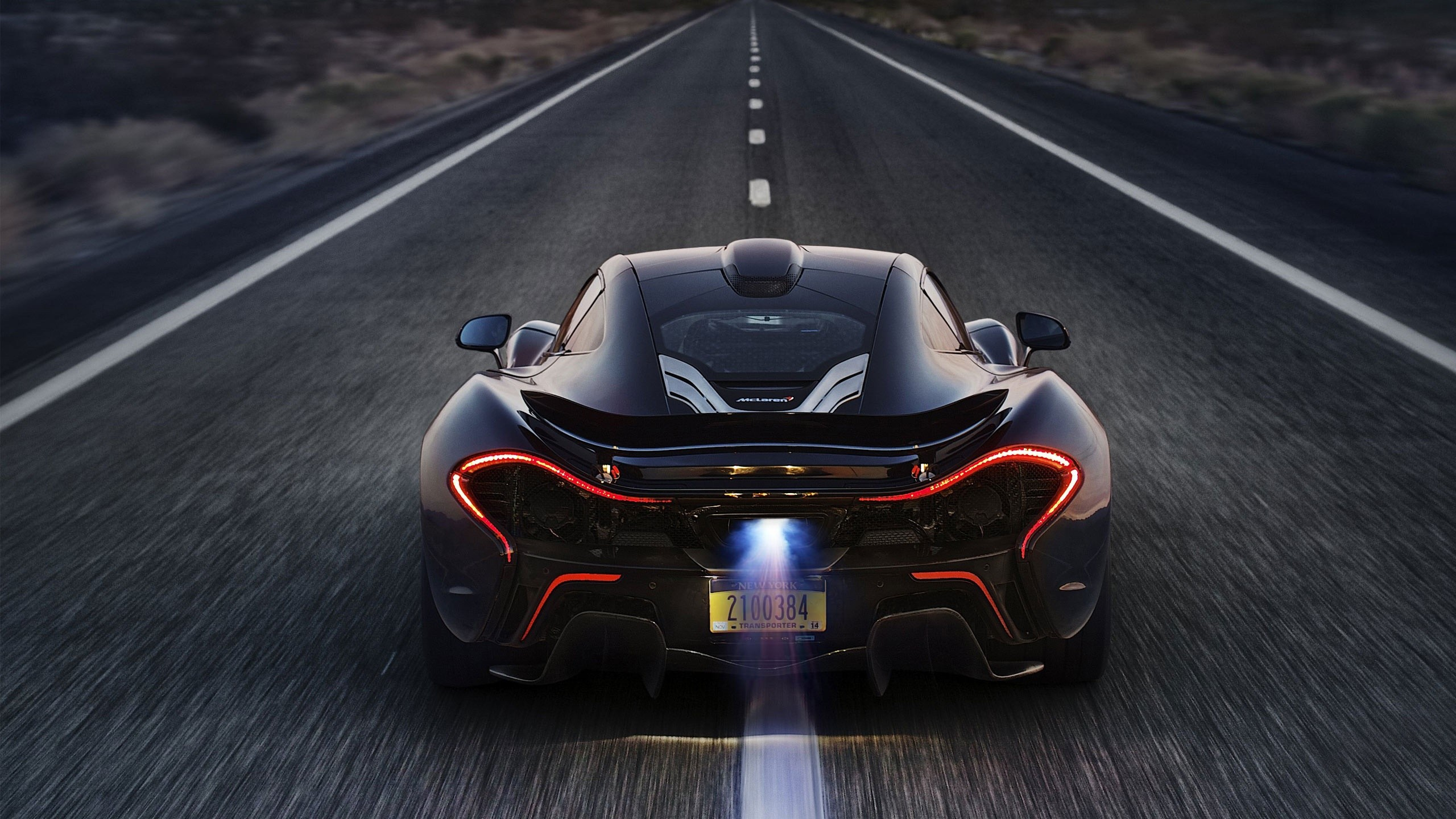 speed triple, mclaren p1, car, nitro - wallpaper #58671 (2560x1440px