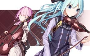 Vocaloid, Megurine Luka, Hatsune Miku