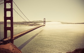 San Francisco, Golden Gate Bridge, bridge