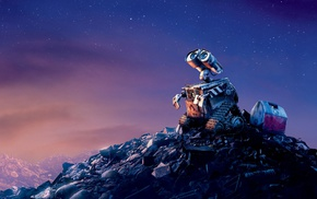 Pixar Animation Studios, WALLE, Disney