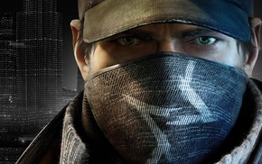 Watch_Dogs, video games, Aiden Pearce