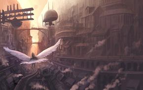 steampunk, Flight