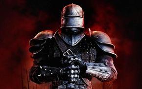 видео игры, рыцари, цифровое искусство