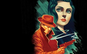BioShock Infinite, Elizabeth BioShock, BioShock Infinite Burial at Sea, BioShock, video games