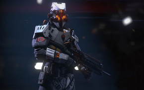 CGI, солдат