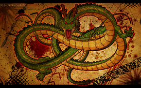 Shenron, Dragon Ball, dragon, Dragon Ball Z
