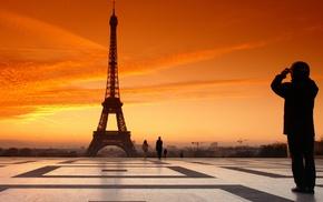 Франция, Эйфелева башня, Париж