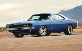 Dodge, muscle cars, car, Dodge Charger
