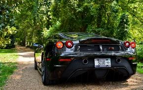 car, Ferrari, Ferrari F430