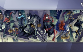Red Robin, Robin character, Gotham City, Batgirl, Batwoman, DC Comics