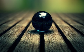 marble, blue, dark blue, ball, elements, simple background