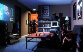 Mass Effect, Juge Dredd, Little Big Planet, LEGO Star Wars, Portal, Duke Nukem