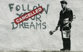 Banksy, graffiti