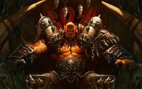 Garrosh Hellscream, Hearthstone Heroes of Warcraft, World of Warcraft