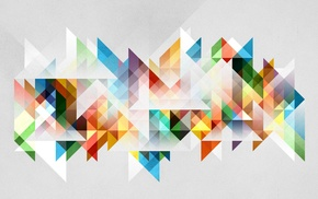 abstract, Adobe Photoshop, digital art, concept art, artwork, geometry