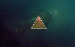 triangle, TylerCreatesWorlds, sky, Hipster Photography, space, minimalism