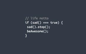 code, minimalism, programming, programming language
