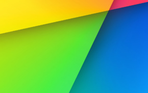 Nexus, minimalism, simple, Android operating system, colorful
