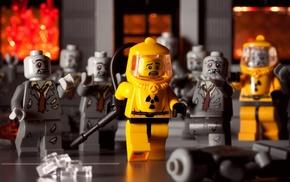LEGO, humor, zombies