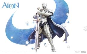 воин, рыцари, меч