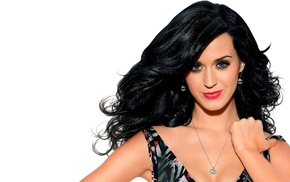 singer, necklace, dark hair, girl, celebrity, Katy Perry