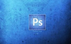 logo, Adobe Photoshop, minimalism