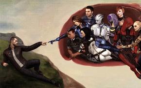 Mass Effect 3, Mass Effect, Mass Effect 2, Jack, Kasumi Goto, Commander Shepard
