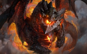 Deathwing, World of Warcraft Cataclysm, World of Warcraft