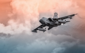 Panavia Tornado, aircraft, airplane, Jet