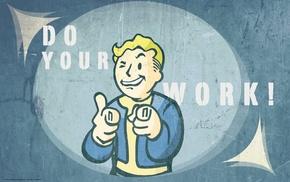 Pip, Boy, Fallout 3, Vault Boy