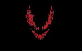 dark, minimalism, Spider, Man, Carnage