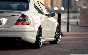 Mercedes, Benz, tuning, Mercedes, Benz E, Class