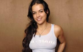 girl, Michelle Rodrguez