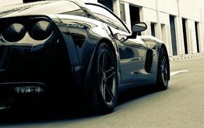 Z06, car, sports car, Corvette