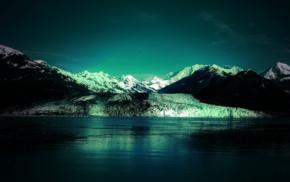 вода, природа, горы, пейзаж