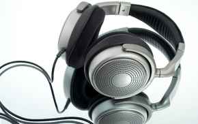 music, headphones