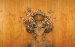 Audrey Kawasaki, artwork