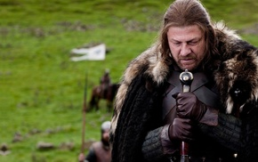Ned Stark, House Stark, Sean Bean, Game of Thrones