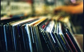 музыка, размыто