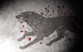 Game of Thrones, Direwolf, House Stark